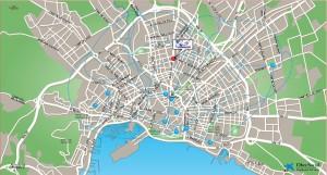Harta oras Palma de Mallorca