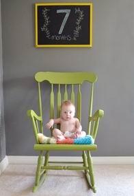 bebelusul la 7 luni