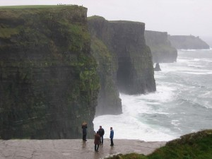 Cliffs of Mohe - Falela Mohe din Irlanda