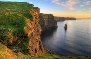 Cliffs of Moher la asfintit