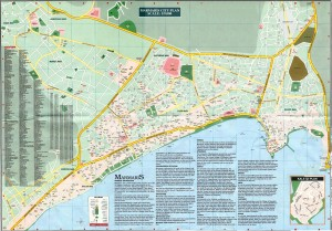 harta Marmaris - Turcia