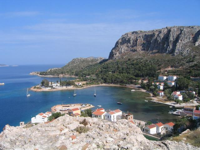 insula  Kos Grecia