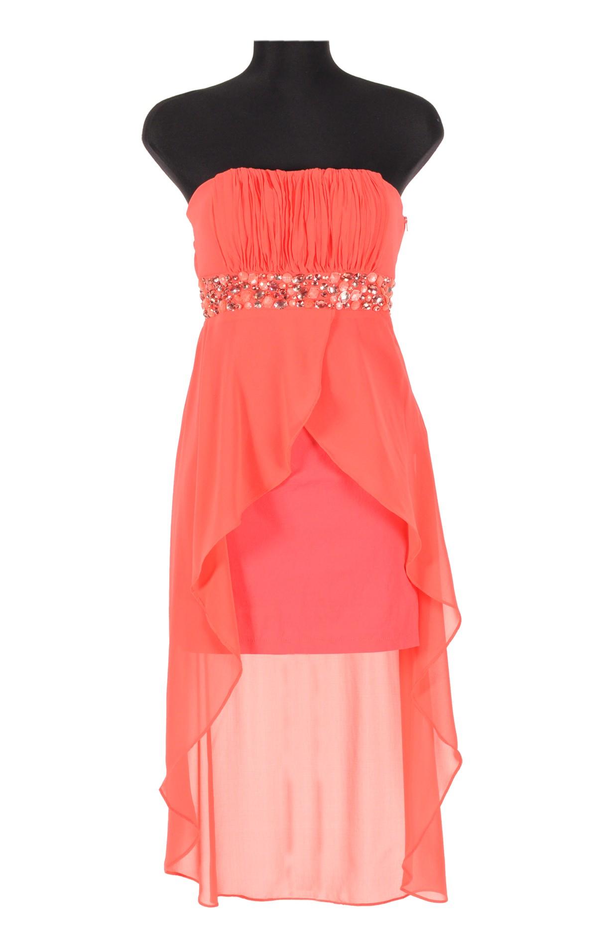 rochie banchet rosie