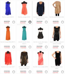 rochii banchet ieftine