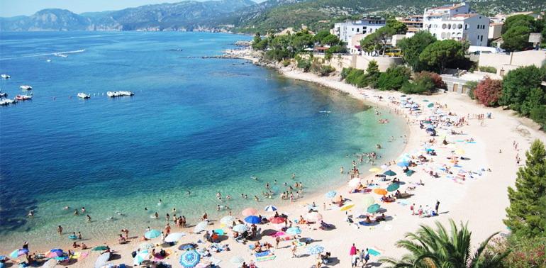 Plaja in Sardinia