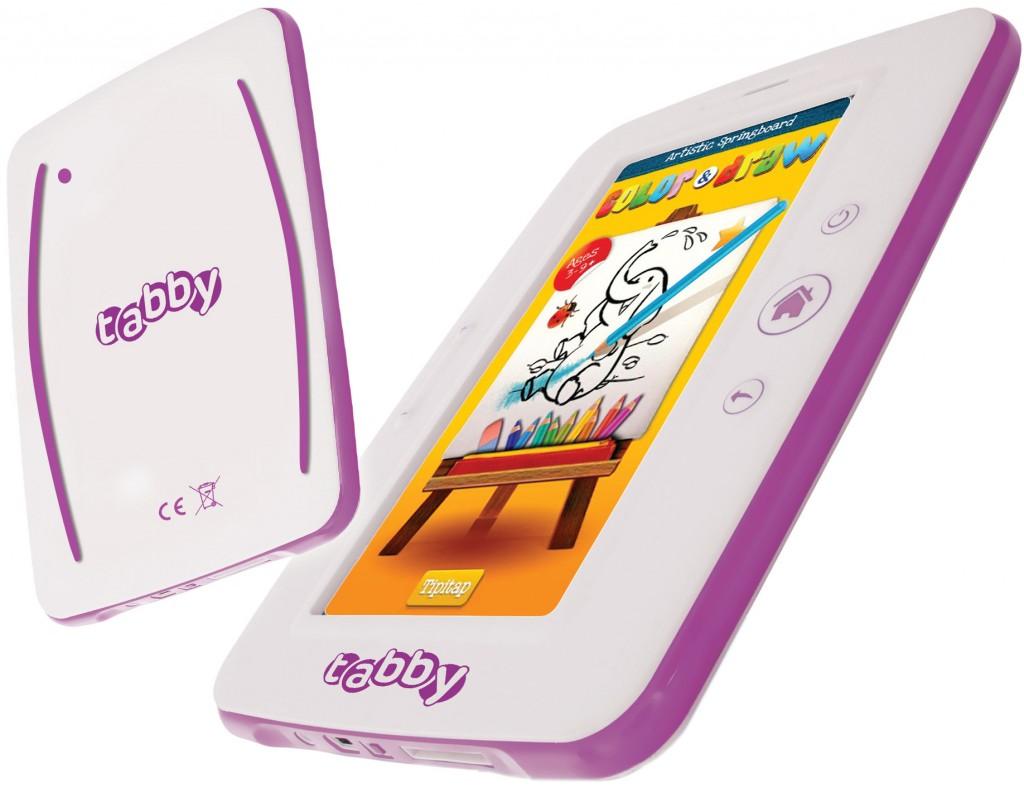 tableta pentru copii Evolio Tabby