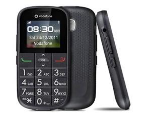 telefon seniori vodafone 155