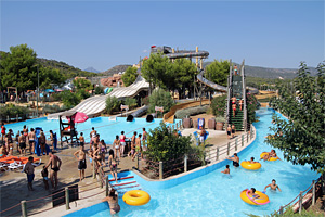 western water park insula Mallorca Spania