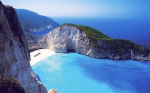 Cele mai frumoase plaje din Grecia - Plaja Navagio, Zakynthos