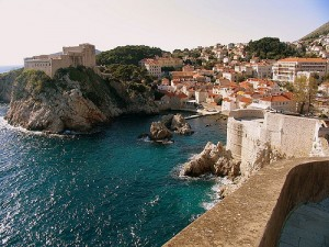 Cetatea Dubrovnik Croatia