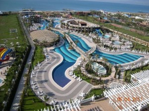 hotel Royal Holiday Palace din Belek - antalya