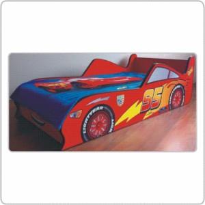 pat masina pentru copii McQueen