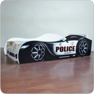 pat masina de politie