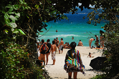 plaja Lopes Mendes Ilha Grande