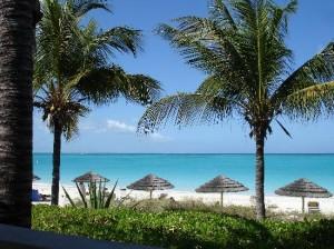 plaja grace bay