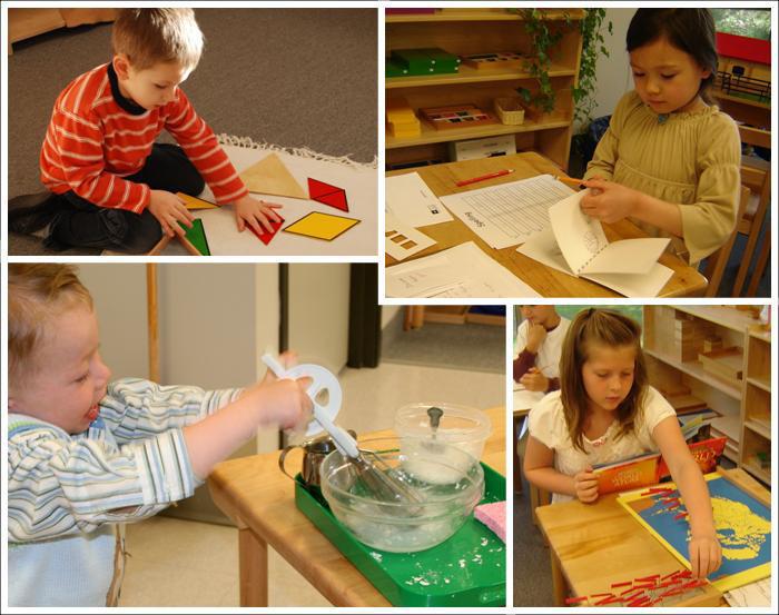 scoala Montessori