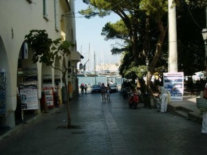 strada Kos spre port