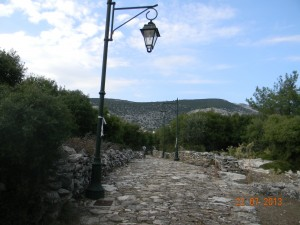Monopati Thassos