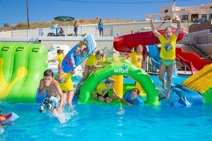 Hotel cu Aqua Park pentru copii in KOS