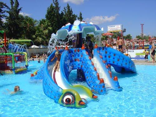 Limnoupolis waterpark