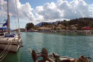 Plimbare cu barca in Lygia Lefkada2