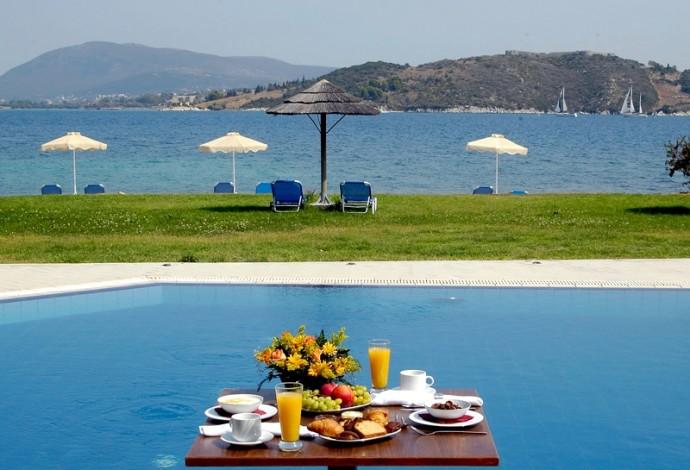 Statiunea Lygia de pe insula Lefkada
