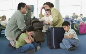 reguli de calatorie cu familia