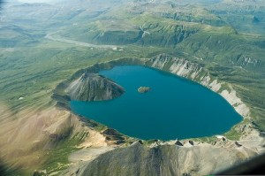 Crater Lake, Katmai National Park