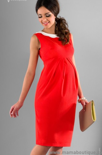 rochie bussines pentru gravide