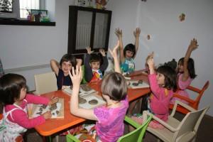 Nevoia de socializare la copiii mici