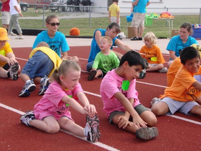 sportul pentru copii