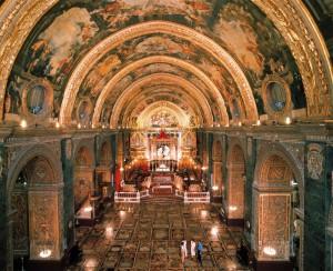 Catedrala Valletta din Malta
