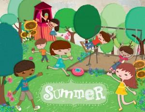 copii in vacanta de vara