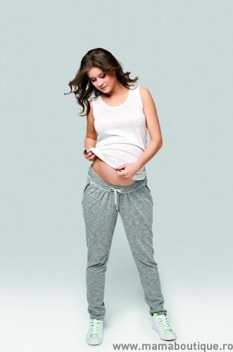 tinuta gravide pentru sport