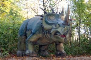Parc de dinozauri