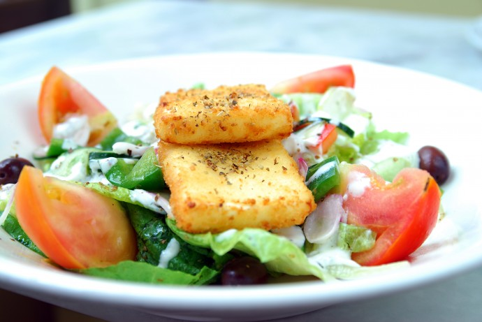 Greek-Panko-Crusted-Feta-Cheese