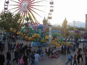 Carusel in Antalya