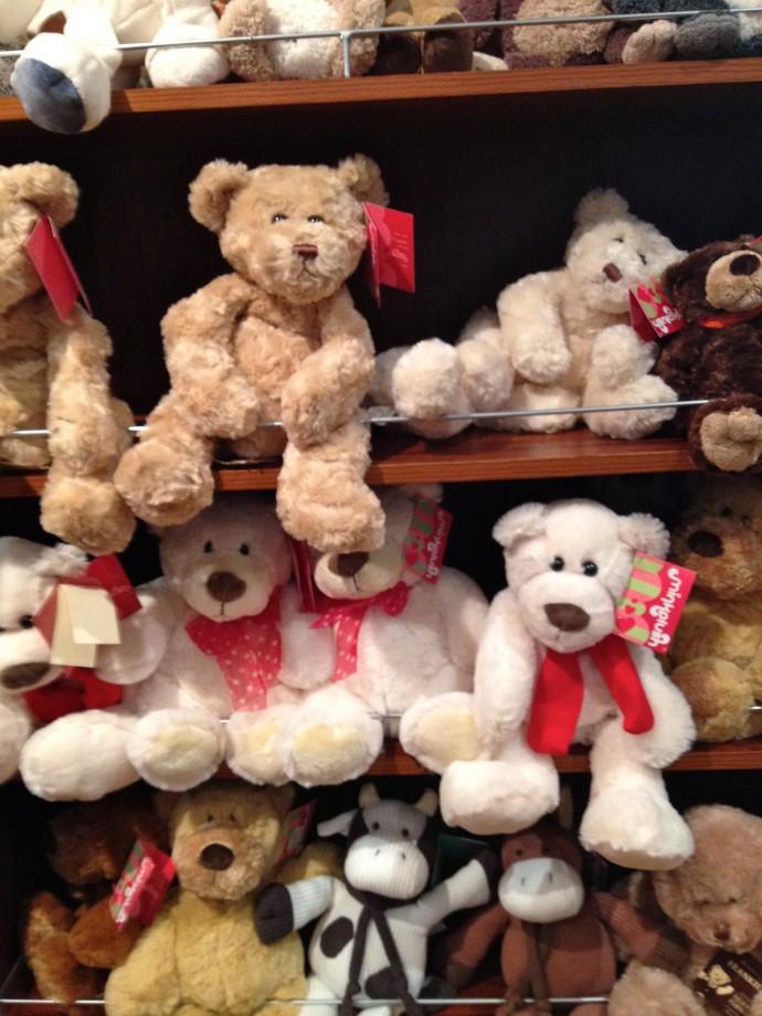 Muzeul papusilor ursuletii pufosi Teddies Steiff