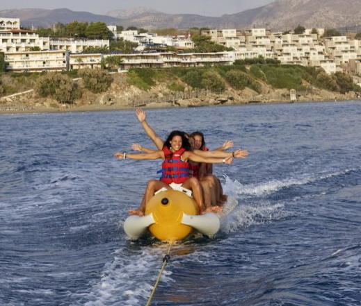La mare in Creta