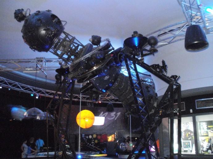 Planetariul din Praga