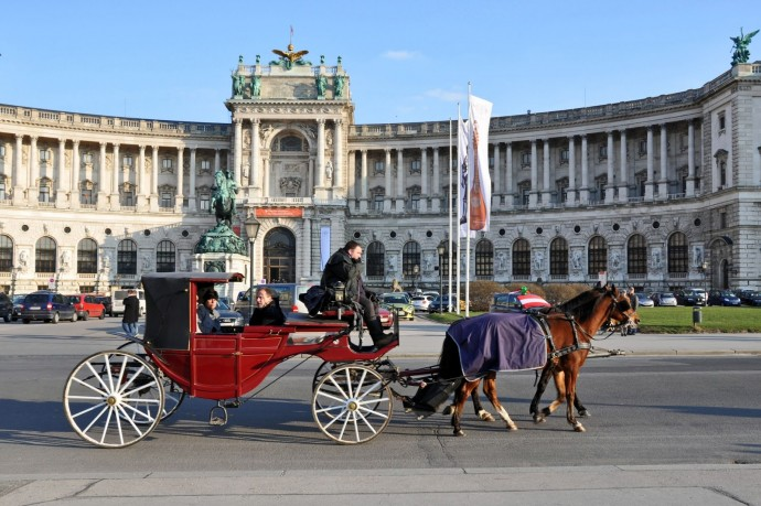 Vienna-Hofburg-carriage