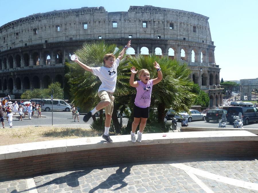 ancientromecolosseum