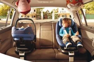 scaune auto copii sigure