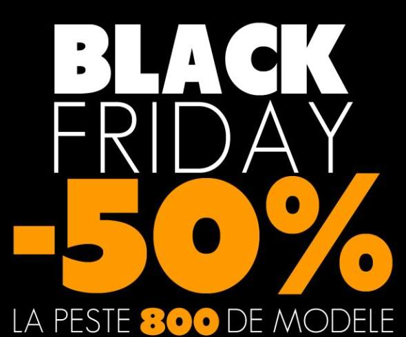 Reduceri Black Friday Kurtmann