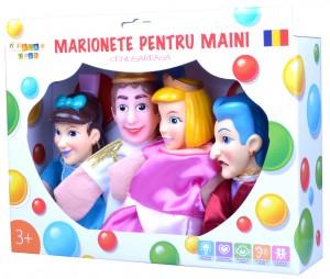 marionete pentru maini Cenusareasa