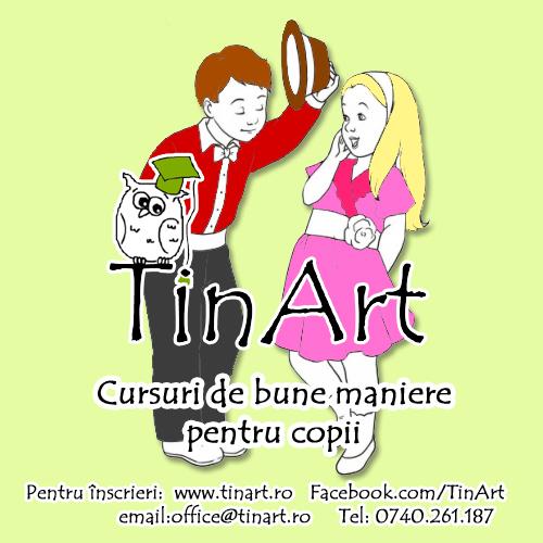 Bune maniere cu TinArt