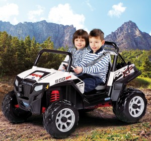 ATV electric cu 2 locuri