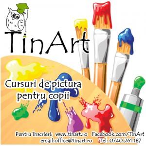 Cursuri de pictura pentru copii