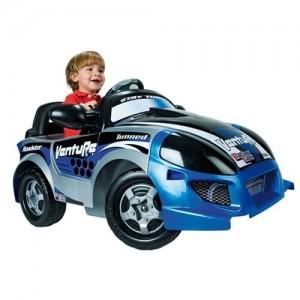 masina Roadster Venture cu baterie 6V