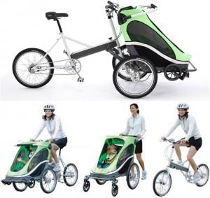 bicicleta carucior